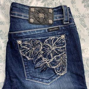 Miss me jeans sz 32 x 34 boot